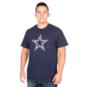Dallas Cowboys Revered Stats Short Sleeve Tee