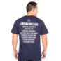 Dallas Cowboys Revered Stats Short Sleeve Tee