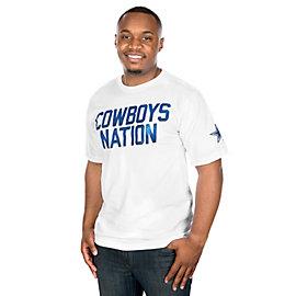 Dallas Cowboys Blue Nation Tee
