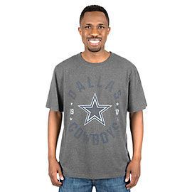 Dallas Cowboys Brigade Short Sleeve Tee