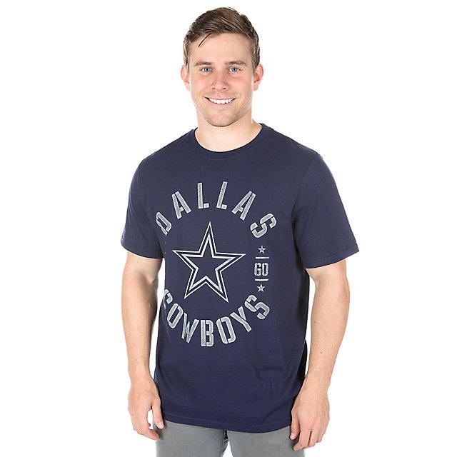 Dallas Cowboys Brigade Short Sleeve Tee