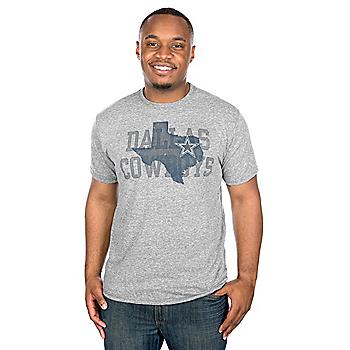 Dallas Cowboys Lone Coach Tee