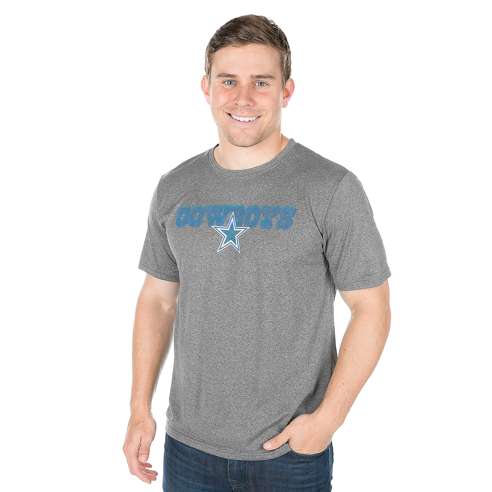 Dallas Cowboys Slayer Short Sleeve Tee