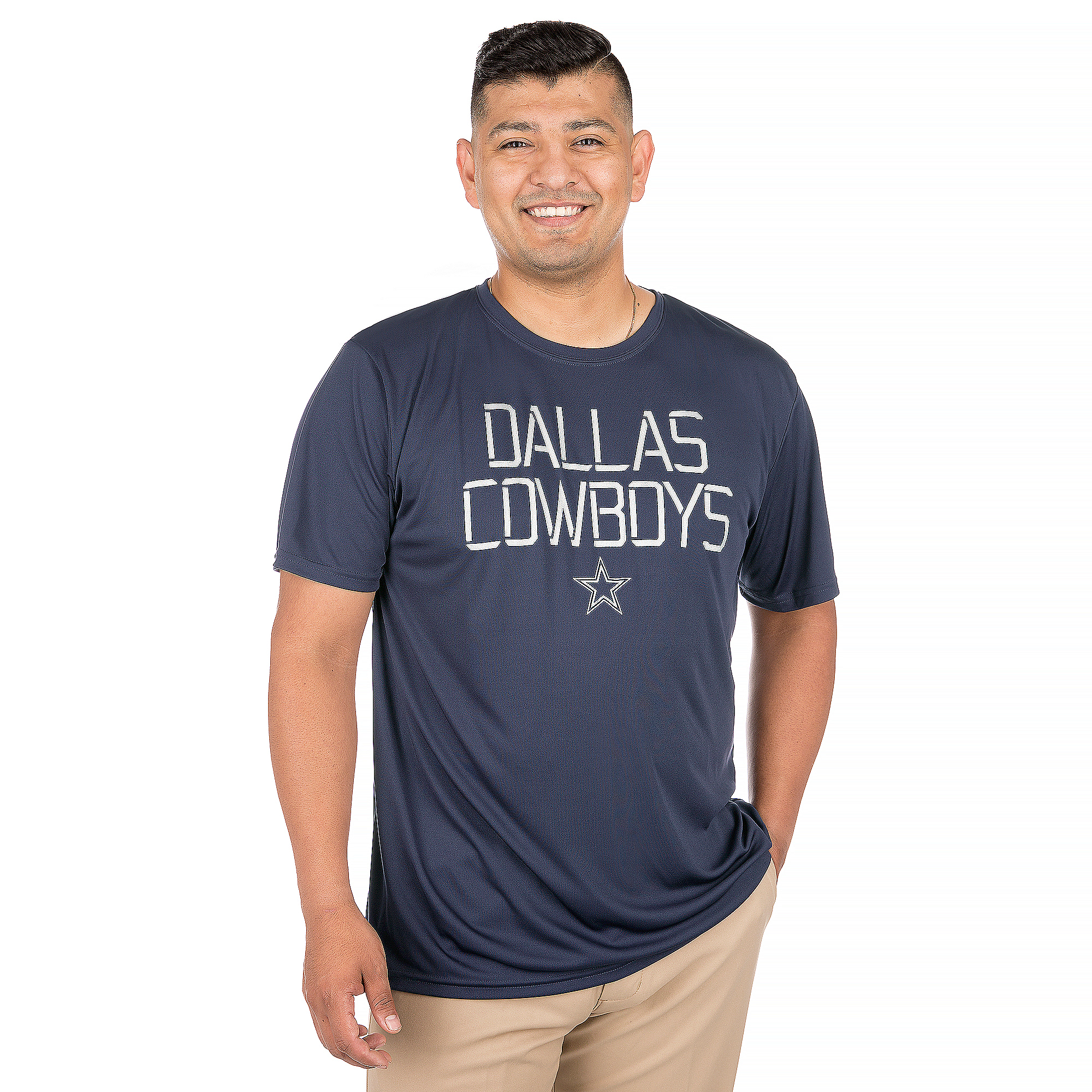 Dallas Cowboys Lander Short Sleeve Tee