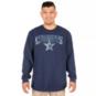 Dallas Cowboys Mens Rescender Wave Long Sleeve T-Shirt