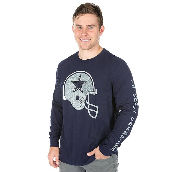Dallas Cowboys Stickum Long Sleeve Tee