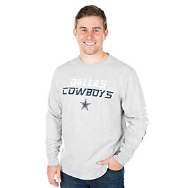 Dallas Cowboys Dash Long Sleeve Tee