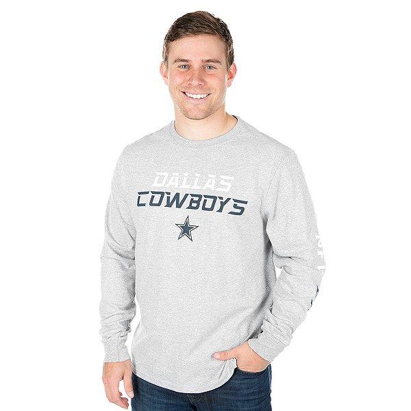 Dallas Cowboys Dash Long Sleeve Tee