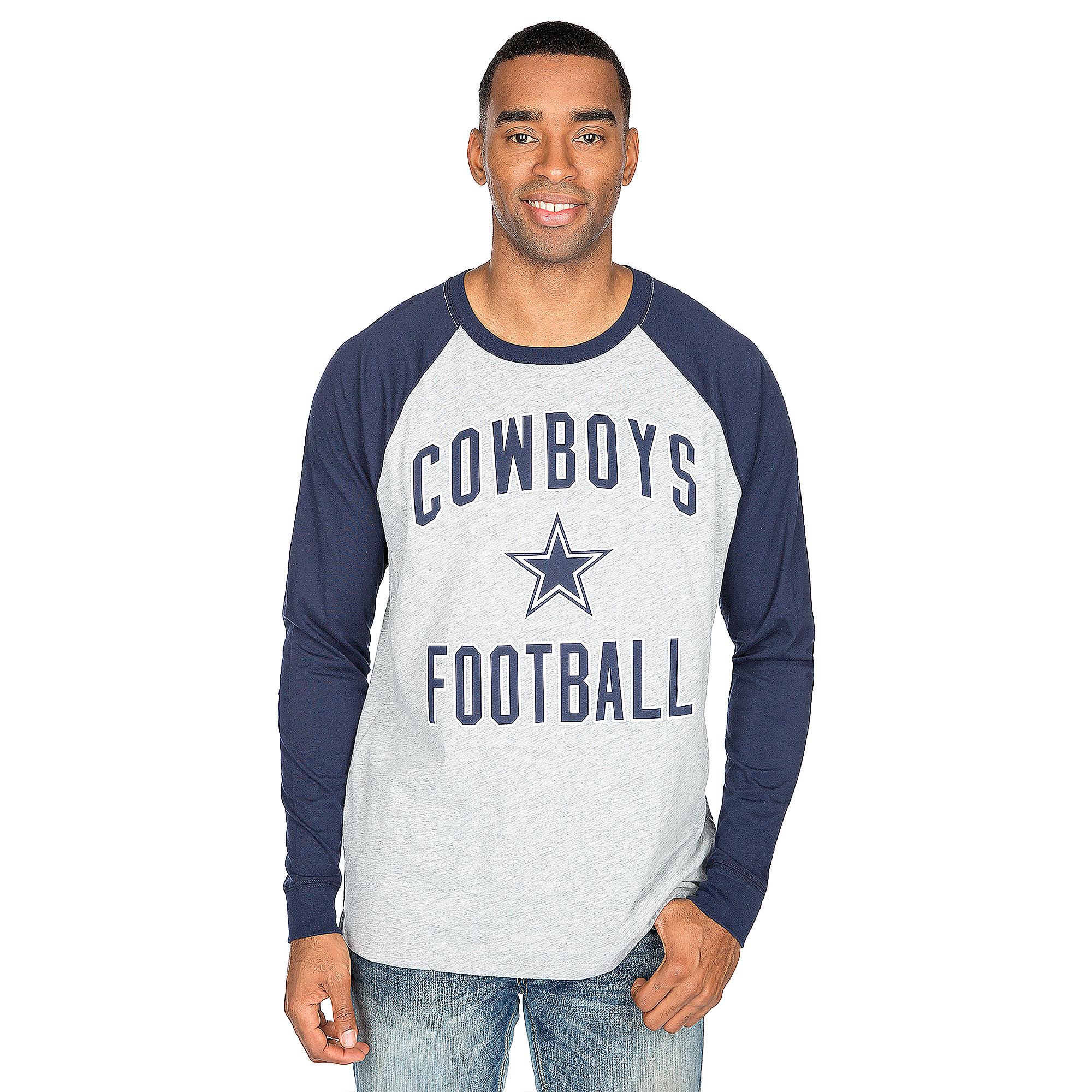 Dallas Cowboys Byron Long Sleeve Tee