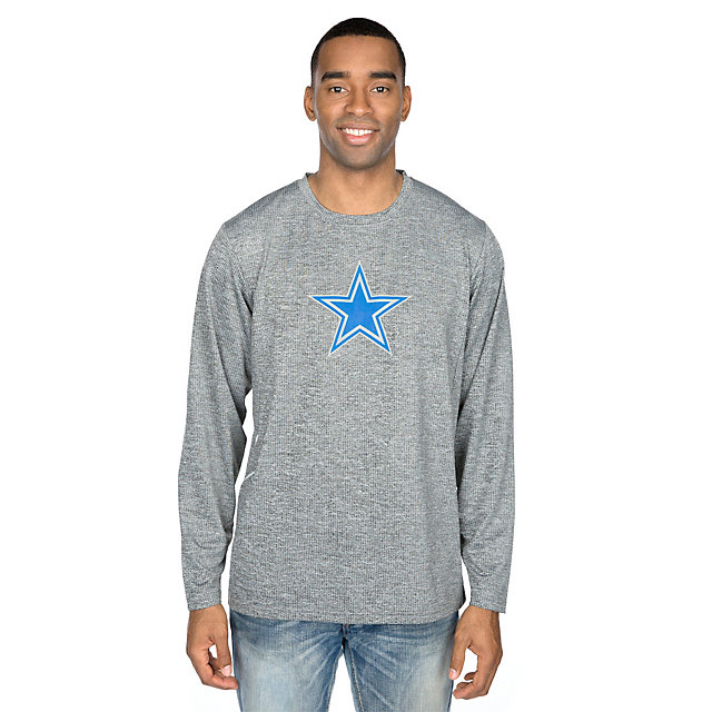 Dallas Cowboys Shock Basken Long Sleeve Tee