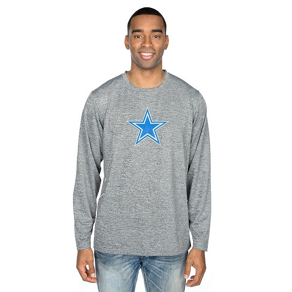 Dallas Cowboys Shock Basken Long Sleeve Tee