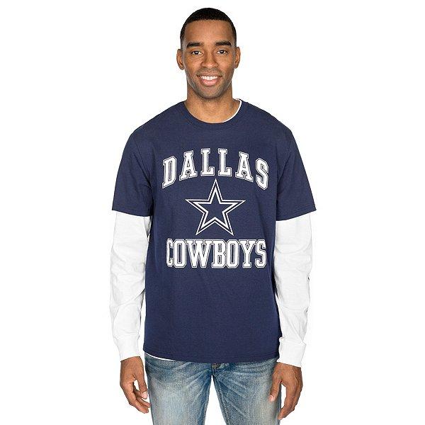 Dallas Cowboys Mens Beacon 3-in-1 Combo T-Shirt