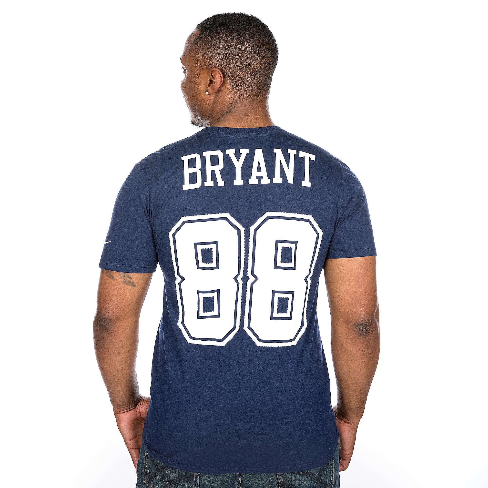 1256aaf2f Dallas Cowboys Dez Bryant #88 Nike Player Pride 2 Tee | Fans United