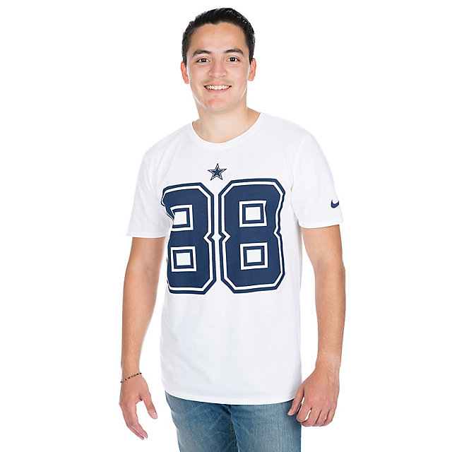 Dallas Cowboys Dez Bryant #88 Nike XC2 Color Rush Player Pride Tee