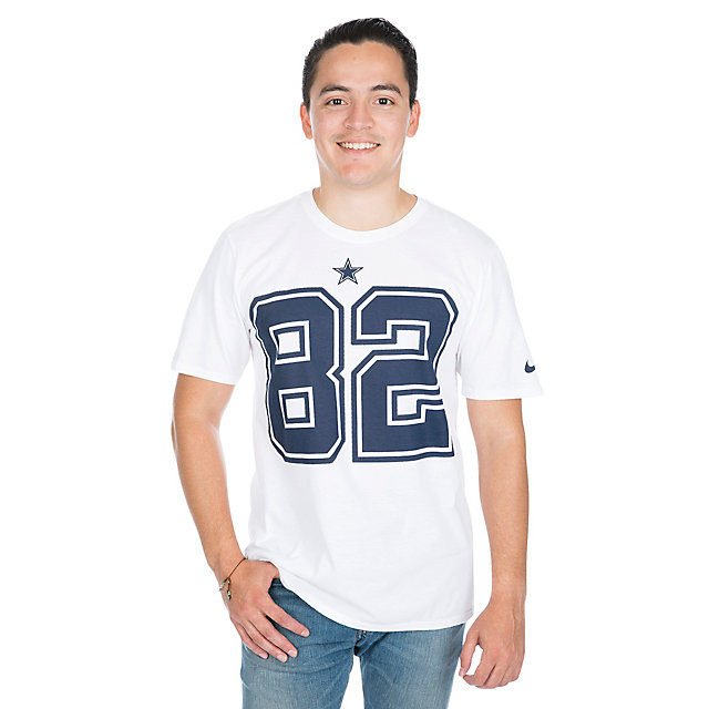 Dallas Cowboys Jason Witten #82 Nike XC2 Color Rush Player Pride Tee