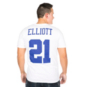 Dallas Cowboys Ezekiel Elliott #21 Nike XC2 Color Rush Player Pride Tee