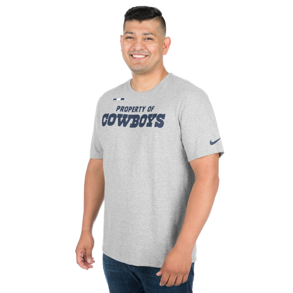 Dallas Cowboys Nike Property Of Tee