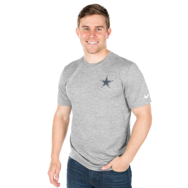 Dallas Cowboys Nike Coach Short Sleeve Top
