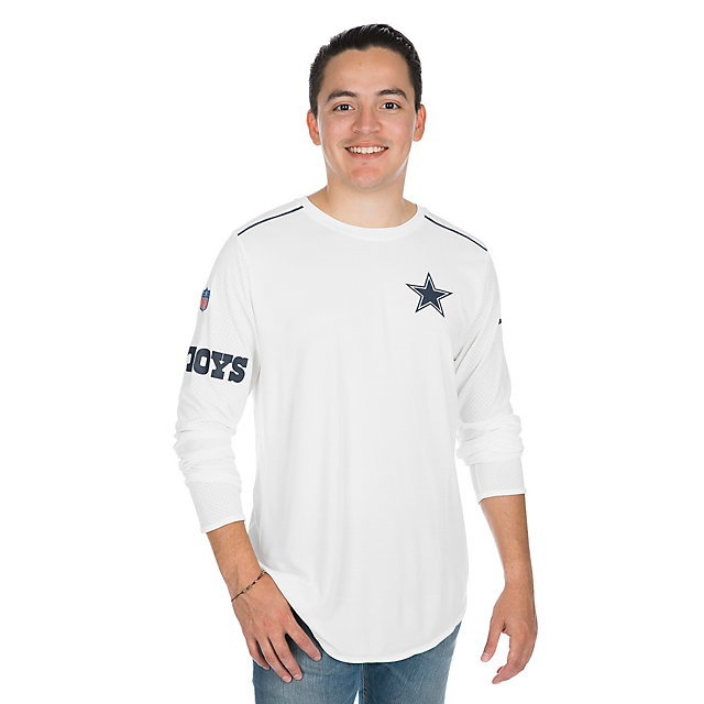 Dallas Cowboys Nike Dry Breathe Long Sleeve Top