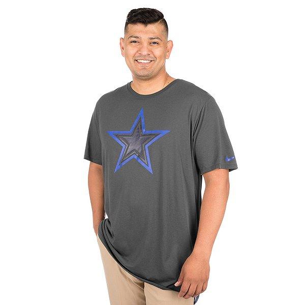 Dallas Cowboys Nike Mesh Travel Tee