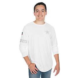 Dallas Cowboys Nike Color Rush XC Long Sleeve Player Top