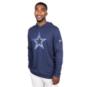 Dallas Cowboys Nike Dri-Blend Hood Tee