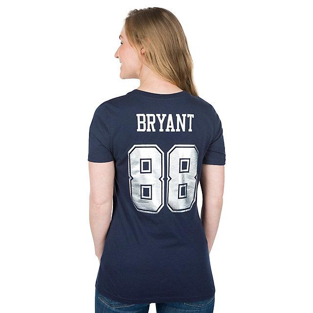 Dallas Cowboys Ruby Dez Bryant #88 Short Sleeve Tee