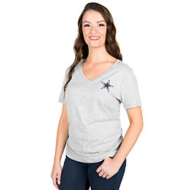Dallas Cowboys Keelin Short Sleeve Tee