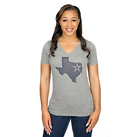 Dallas Cowboys Lone State Short Sleeve Tee