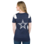 Dallas Cowboys Rayna Short Sleeve Tee