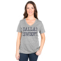 Dallas Cowboys Womens Worn Coaches Short Sleeve Tee