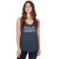 Dallas Cowboys Womens Worn Coaches Tank