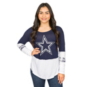 Dallas Cowboys Audrey Long Sleeve Tee