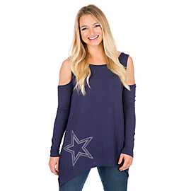 Dallas Cowboys Ellis Long Sleeve Tee