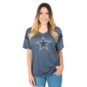 Dallas Cowboys Nike Dri-FIT Short Sleeve Fan Top