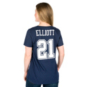 Dallas Cowboys Womens Ezekiel Elliott #21 Nike Player Pride 2 T-Shirt