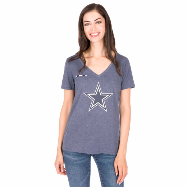 Dallas Cowboys Nike Stripe Bar Tee
