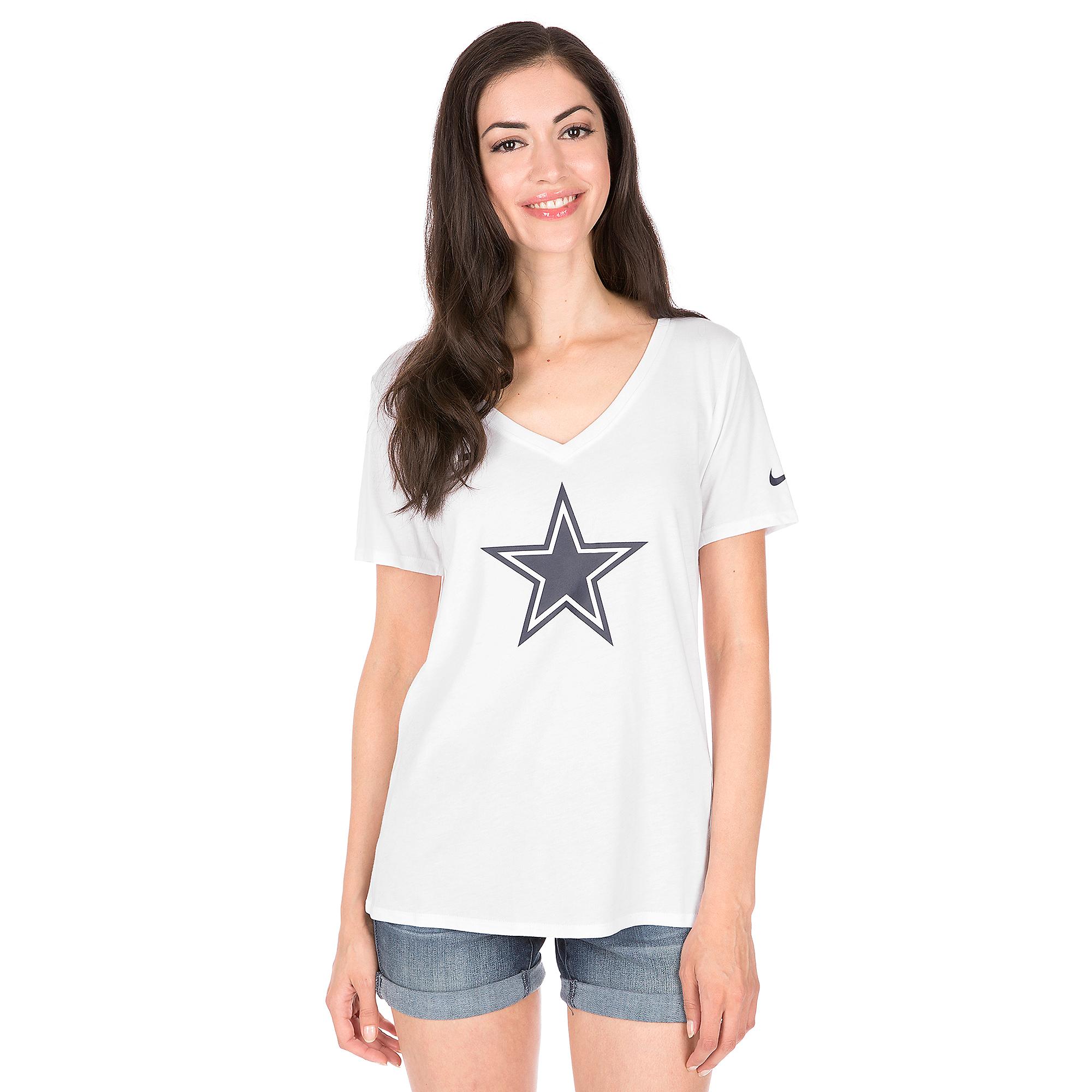 Dallas Cowboys Nike Stripe Bar Tee