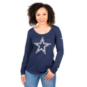 Dallas Cowboys Nike Womens Primary Logo Long Sleeve Tee