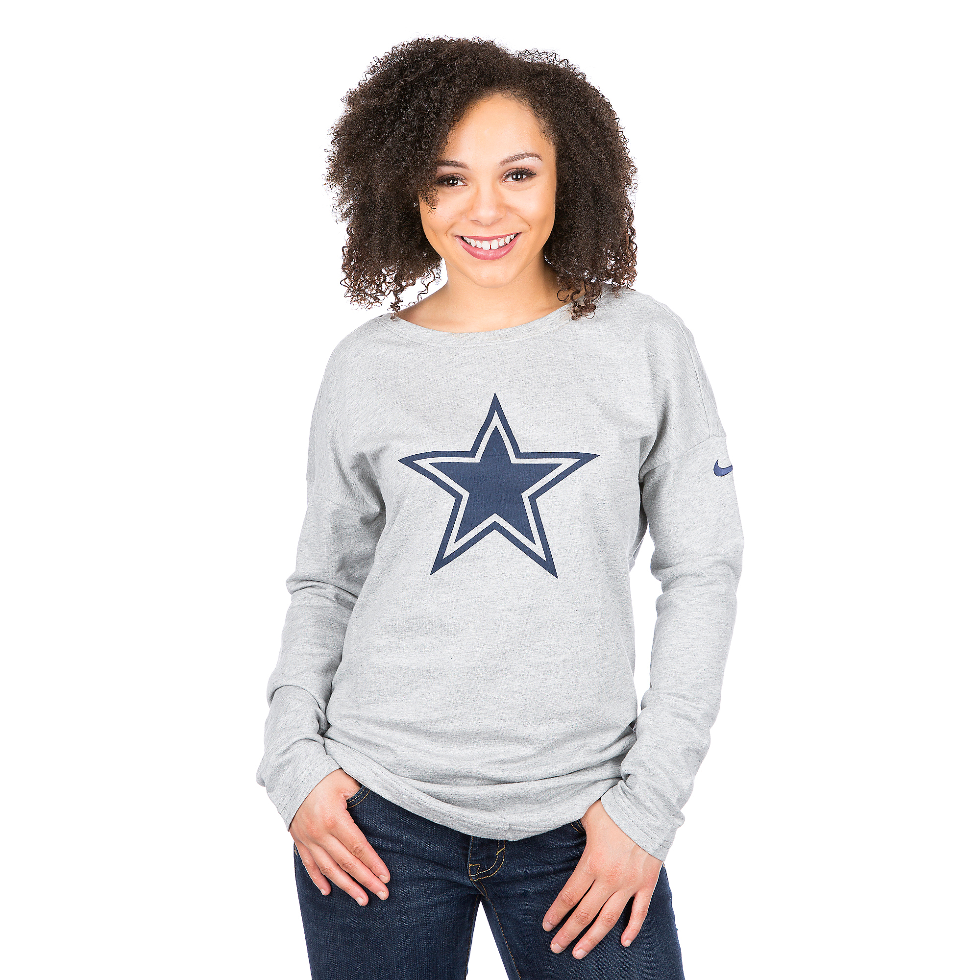 Dallas Cowboys Nike Spirit Top