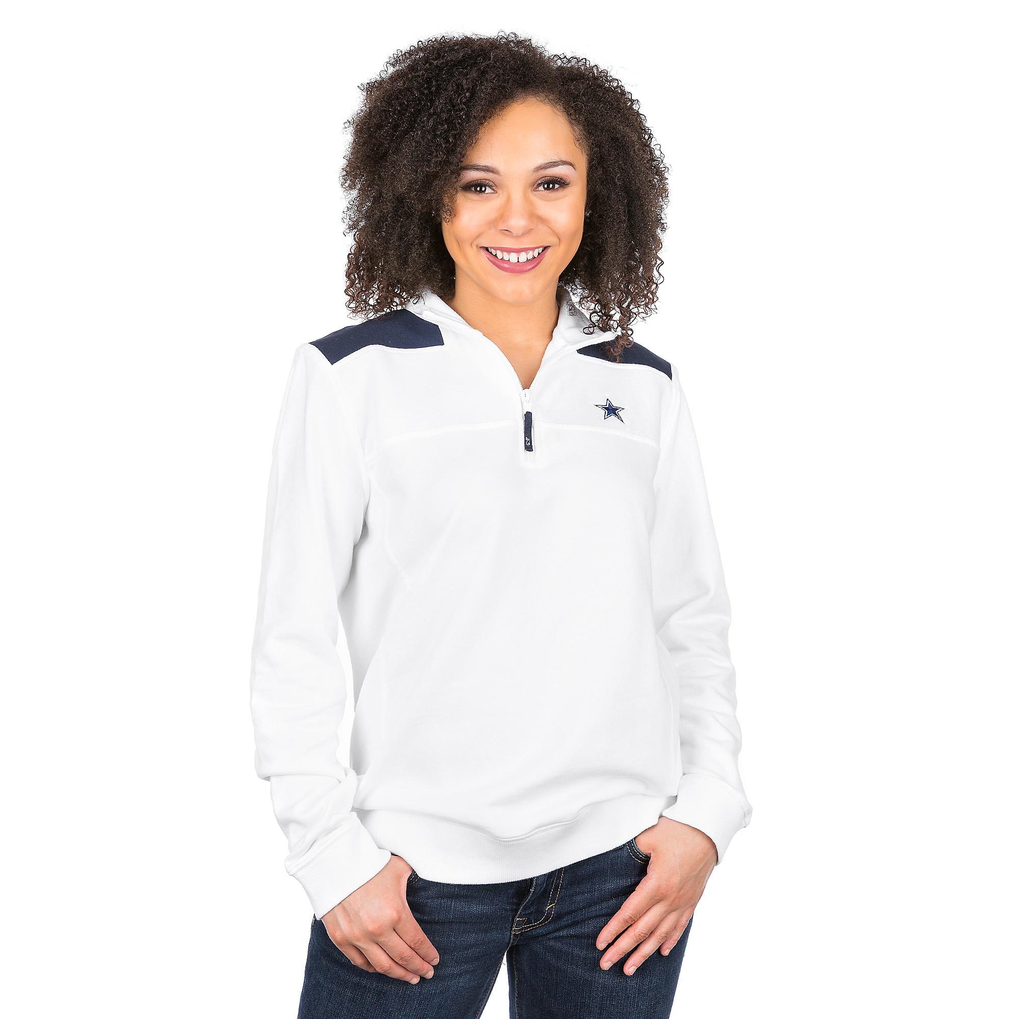 93dcf0603b6d72 Dallas Cowboys Vineyard Vines Womens Shep Shirt | Dallas Cowboys Pro ...