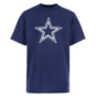 Dallas Cowboys Youth Revered Stats Short Sleeve Tee