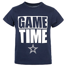Dallas Cowboys Kids Richie Short Sleeve Tee