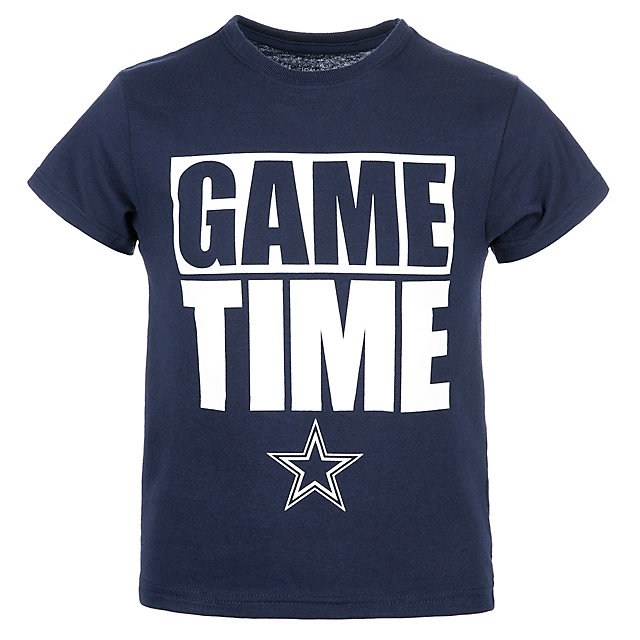 Dallas Cowboys Kids Richie Short Sleeve Tee