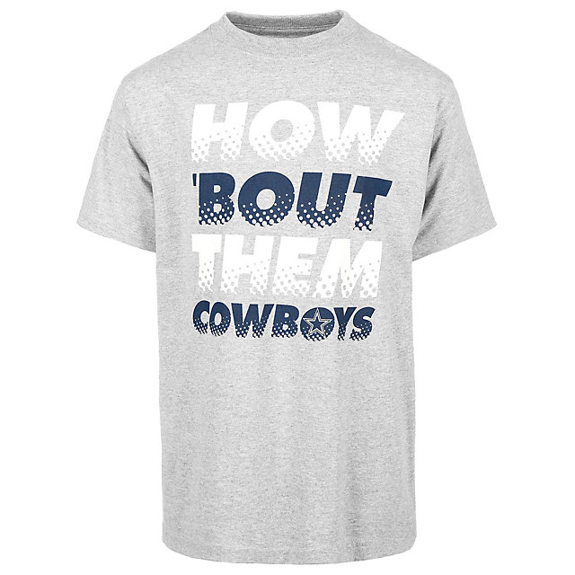 Dallas Cowboys Youth Polka Short Sleeve Tee
