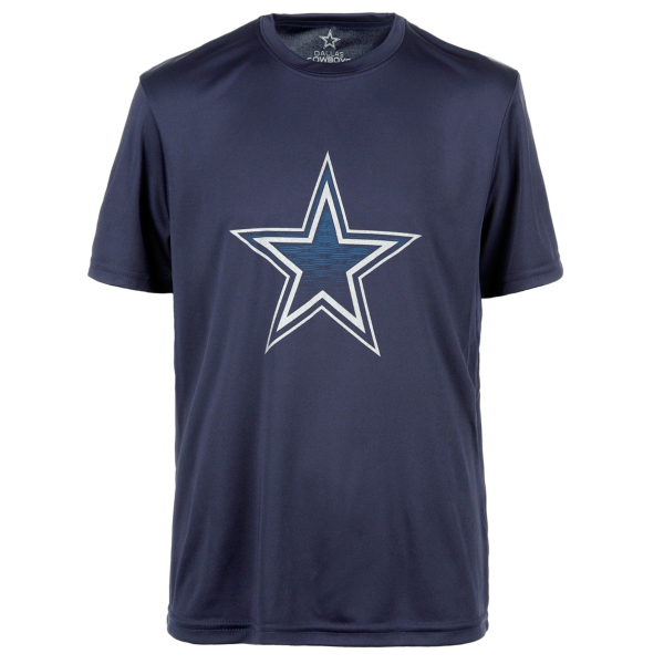 Dallas Cowboys Youth Lunar Star Performance Tee