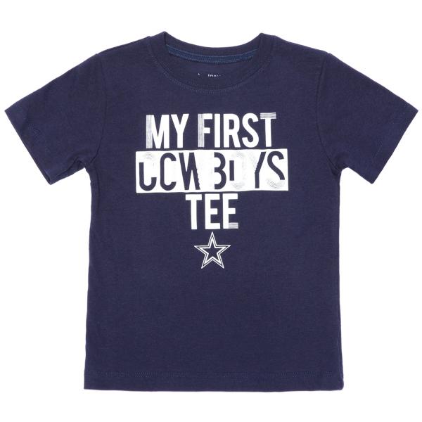 Dallas Cowboys Infant Firstie Tee