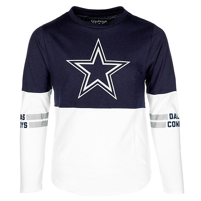 Dallas Cowboys Girls Carolyn Tee
