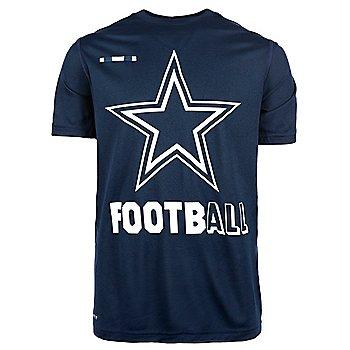 Dallas Cowboys Nike Youth Legend Football T-Shirt