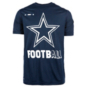 Dallas Cowboys Nike Youth Legend Football Tee